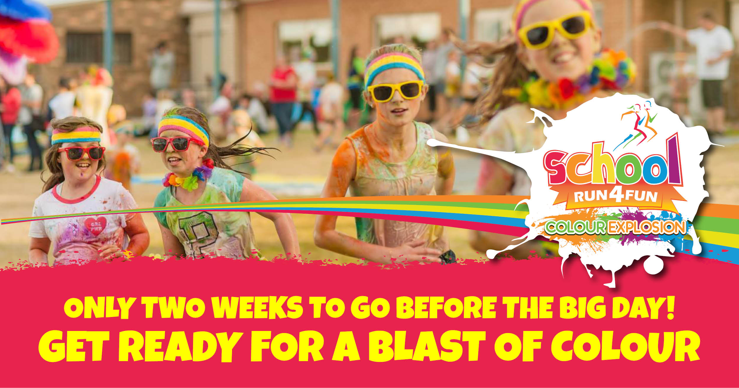 Rainbow Run 2 Weeks Left