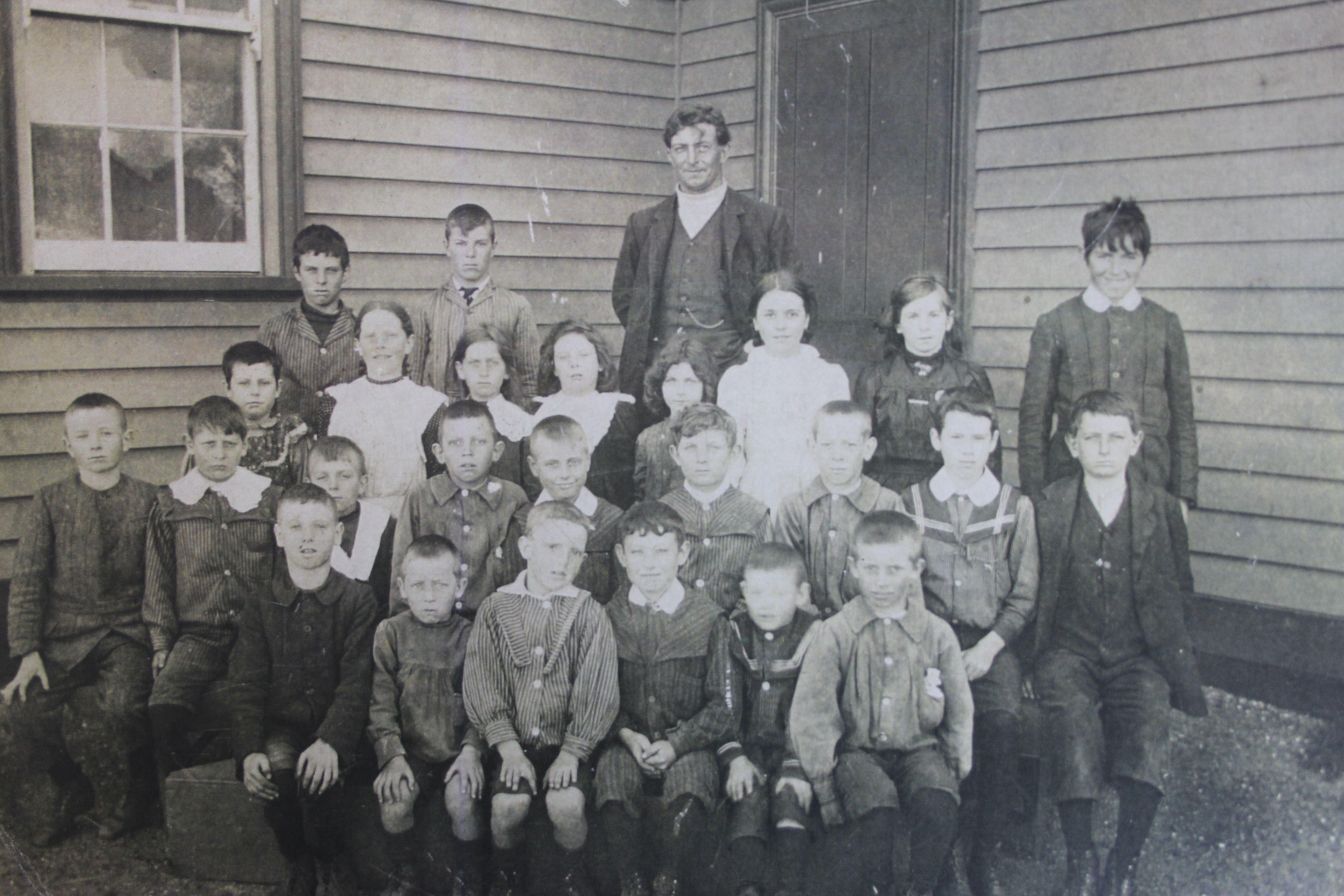 Old School Students